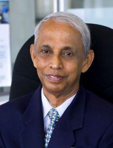Emeritus Professor Tan Sri Raj Dhanarajan