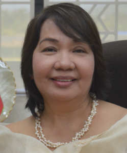 Professor Melinda dela Peña Bandalaria, PhD Chancellor and Professor University of the Philippines Open University (UPOU)