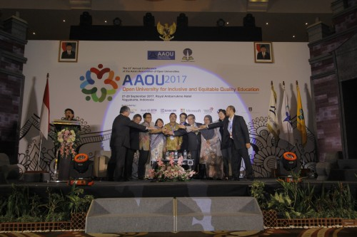 Launching AAOU Initiatives 2017
